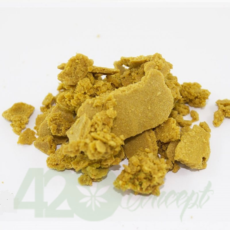 Chocolate Kush Budder